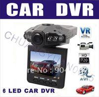 "Free Shipping IR Car Camera DVR Recorder Cam 2.4"" LCD Audio Video Recorder Rotatable 270"