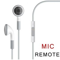 for ipod / 3GS Earphone &amp; Headphone Stereo sound ( Special price $ 6.32 ) free shipping