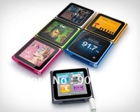 2012 New free ship 32GB MP3 MP4 Player Digital MP4 Player 1.5 inch with free ship