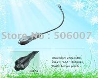 High Quality,Waterproof Shockproof 3 Led Led Work Light,Led Work Lamp For Dentist,Oculist,Serviceman+Free Shipping