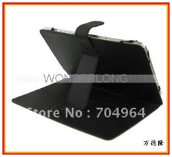 "New Leather Stand Case Cover for 10"",10.1"",10.2"" inch ePad Android Windows Tablet PC Free shipping(Hong Kong)"