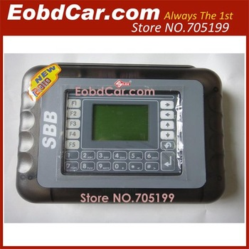 Silica SBB Key Programmer V33 latest version
