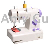 Mini Sewing Machine,With English instructions,portable,simple use,Wholesale/retail+free shipping