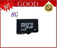 New High quality full capacity of 8GB TF card Free shipping
