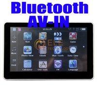 15% OFF! 7 inch GPS Navigation Bluetooh+Av-In+FM Transmitter + built in 4GB