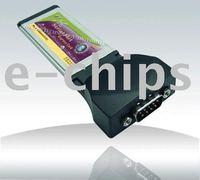 HT-E232 OX Serial Port Express Card Adapter