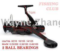 wholesale 100% brand new fishing reels Ratio 5.0:1 Fishing Spinning Reel 2 ball bearling fishing tackle CB240