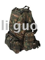 free shipping sports backpack wholesale Factory Direct military backpack shoulder molle bag