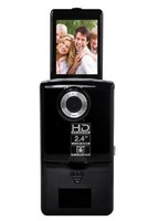 (H5HD)Free Shipping, Free Camera bag gift camcorder+Screen Turns 180 for self portrait+Best Christmas Gift& retail.