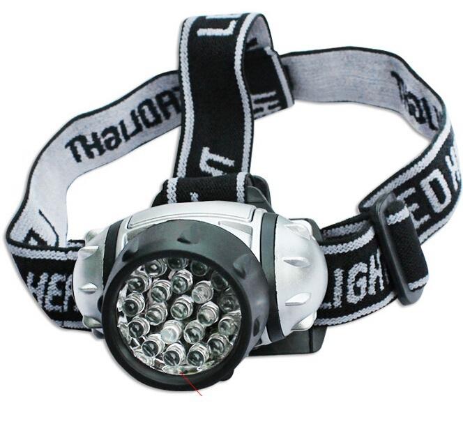 Налобный фонарь Led headlight 21LED , 5 фонарь energizer 5 led headlight