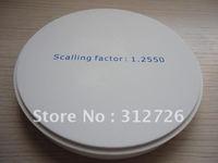 High Translucent Zirconia discs OD98x14 for Wieland Zenotec CAD/CAM (tosoh zirconia)