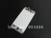 100% New Free Shipping Touch Screen with Lcd Display Assembly for ipod4, Tools Free of Charges