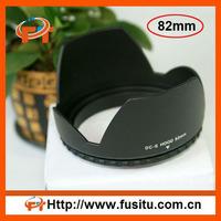 Free shipping Screw Mount 82mm Lens Hood Flower Crown Petal Shape