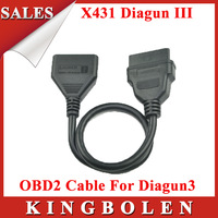 [Authorized Distributor]Original OBD2 Main Cable For X431 Diagun3 Free Shipping