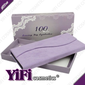 [YIFI] 100 Color Eyeshadow Evening Bag Palette, FACTORY OUTLET! Wholesale, Drop Shipping! 100