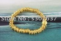 FREE SHIPPING 5PCS European Style Golden Link Bracelet #20294