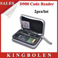 [2pcs/lot] Wholesales High Quality Original Auto Diagnostic Tool  Canscan D900 Code Reader Free Shipping
