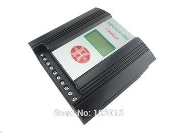 1 PCS of 600W 24V (VAC input) Hybrid wind charge controller, wind regulator, Wind Solar Charge Controller