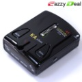 Hot sell Full Bands Car Radar/Laser Detector Multi-Languages Selection Integrating with any GPS Navigator A5