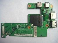 DG15 IO BOARD 09697-1 48.4HH02.011 48.4HH02.0SB 09697-SB DG15 IO USB Audio Board for Inspiron 15R M5010 DC Jack USB Board