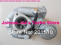 NEW HT18/14411-62T00 Turbocharger for NISSAN Y60 Y61 Safari/Patrol/Civilian,FORD Maverick TD42T,4.2L Diesel
