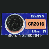 CR2016 CR 2016 3v Lithium Battery button new make in japan