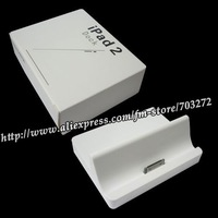 Wholesale!freeshipping 10pcs/lot New CradleSync Dock Stand Charger For Apple iPad2