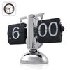 Hot sale INTERNAL GEAR OPERATED BRAND NEW RETRO FLIP DOWN CLOCK table clock