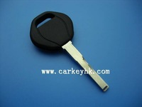 High quality Ben transponder key blank 2 track key case