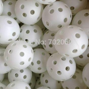 A99 Golf Orange Wiffle Ball Aire Flow Ball 36pcs