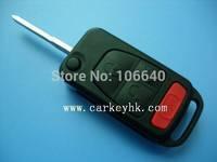 Hot sale Ben  3+1 buttons flip key shell 2 track