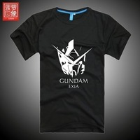 Up to t-shirt the GUNDAM EXIA up 00 Mobile Suit Gundam short sleeves DOTA