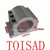 cast aluminum 65mm spindle fixture for spindle motor/65mm spindle chuck