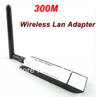 10PCS 300M WIFI USB Wireless LAN Adapter Card 802.11b/n/g Realtek 8191 SK105