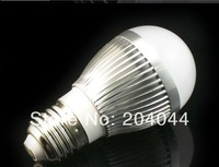 free shipping: led bulb 3-15w. E27/26/B22 base with high brightness 300-350lm,110-265V input voltage