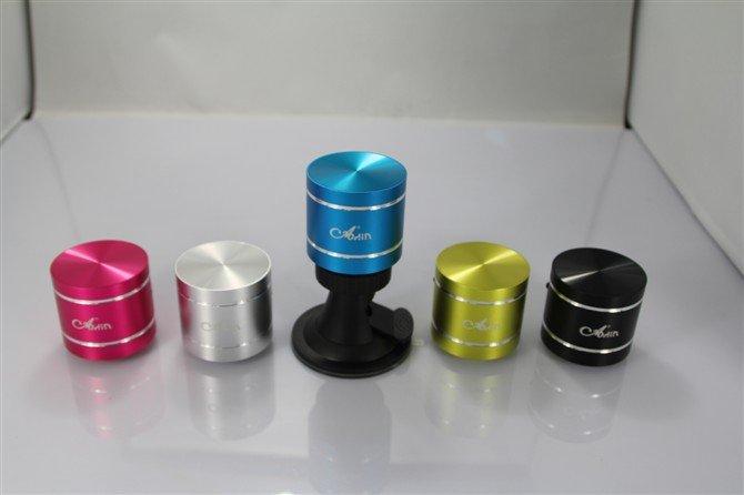 New arrival vibration speaker , Dwarf 360 Omni-Directional Vibration Resonance(China (Mainland))