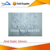 Freeshipping 10pcs/set anti static gloves, esd gloves, antistatic gloves