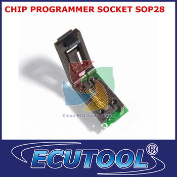 5pcs/lot CHIP PROGRAMMER SOCKET Adapter SOP28 + free shipping