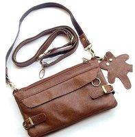 1 pc designer handbag /Wholesale fashion PU shoulder bag/ladies handbag /bear bags/wallet Free Shipping !!!