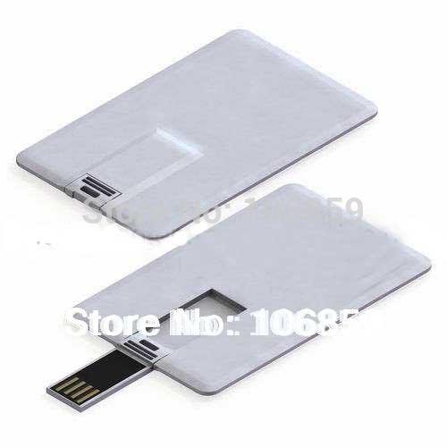 Wholesales 100% guaranttee!! Free Your Logo+Real capacity 1GB/2GB/4GB/8GB credit card usb flash pendrive free ship 50pcs/lot(China (Mainland))