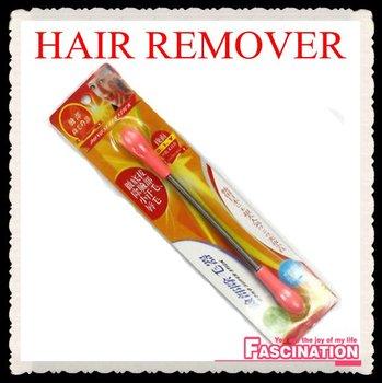 Free Shipping / Facial Hair Remover Epistick Spring Epilator Epicare 250pcs/lot