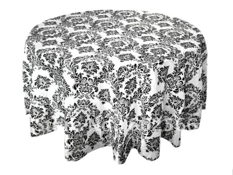 Damask Table Linen | HomeDesignPictures