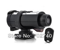 New Waterproof Helmet Sport Camera DVR Action HD 720P DVR Camera Cam Camera Free Shipping
