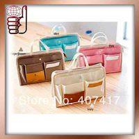 EMS Free shipping mixed order 20 pcs/lot wholesale fashion organizer, bag organizer, organizer bag for sundries