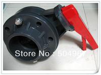 """4"""" pvc butterfly valve"""