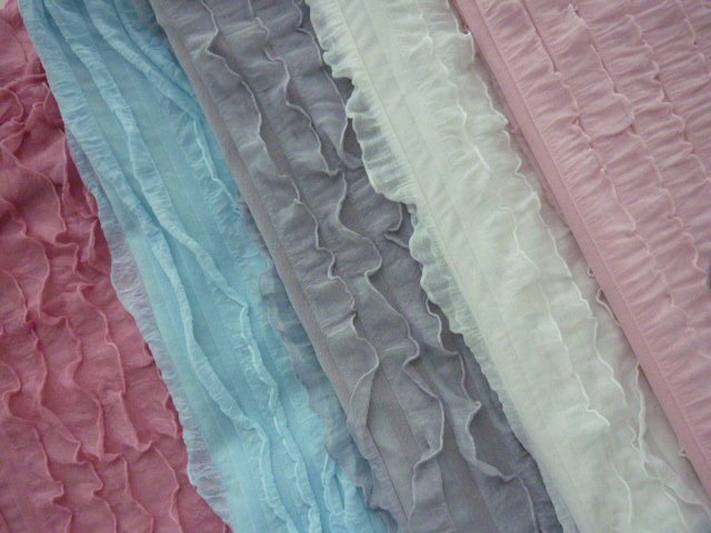 Free Shipping Polyester Lace Many Colors Stock For Wholesale & Customization(China (Mainland))