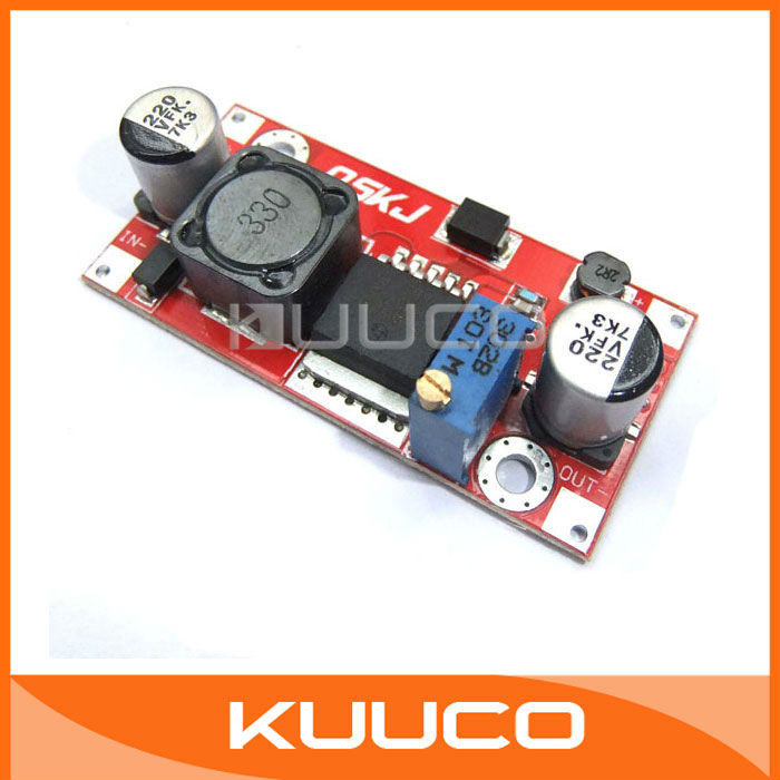 LM2577 Step-UP Constant Current Voltage Power Supply 3-34V to 4-35V, DC to DC Boost Module #090393(China (Mainland))