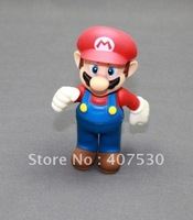 Wholesale 23cm super mario classic game children game red hat,cartoon dolls,action figure,lovely toy,mario,free shipping
