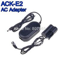 ACK-E2 ACKE2 AC Power Adapter For Canon EOS 5D 10D 20D 30D 40D 50D 350D Adaptador