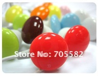 holiday sale 50% off  lower freight fee 10 Color Earphone Headphone For Mp3 Mp4 MP5 chocolate earphone